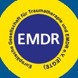 Logo der Europäischen Gesellschaft für Traumatherapie und EMDR e.V.